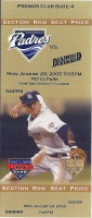 San Diego Padres Arizona Diamondbacks 2005