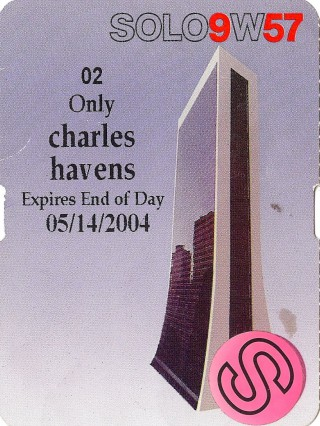 The Solow Building NYC 2004 stub