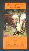 Horse Racing Queens Plate Stakes Toronto 2003