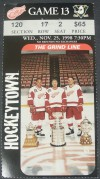 Ducks at Red Wings 1998