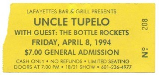 1994 Uncle Tupelo and Bottle Rockets