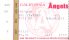 Angels vs Brewers 7-17-1990