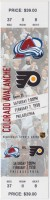 1998 NHL Flyers at Avalanche
