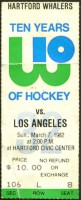 1982 Kings at Whalers