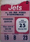 1983 AHL Red Wings at Jets