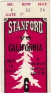 1977 California at Stanford