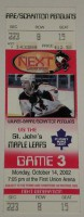 2002 AHL Maple Leafs at Pengiuns First Union Arena