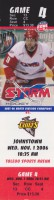2006 ECHL Chiefs at Storm
