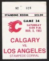 1983 Kings at Flames