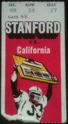 1979 NCAAF California at Stanford Big Game