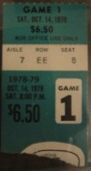 1978 WHA Jets at Racers Gretzky 1st game