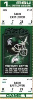 2008 NCAAF E Michigan at Michigan State