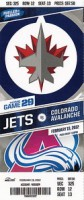 2012 Avalanche at Jets
