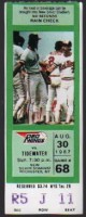 1987 MiLB Int'l League Tides at Red Wings