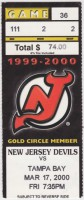2000 Lightning at Devils