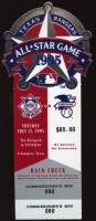 1995 All Star Game Texas