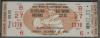 1964 NFL Championship Game ticket Colts at Browns