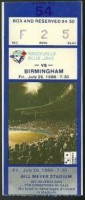 1988 MiLB Southern League Birmingham at Knoxville