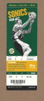 2004 NBA Jazz at Supersonics