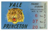 1947 NCAAF Yale at Princeton