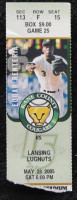 2005 MiLB Lansing Lugnuts at Kane County Cougars ticket stub