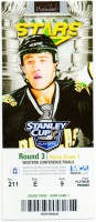 2008 NHL Playoffs Rd 3 Gm 3 Red Wings at Stars ticket stub