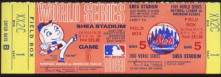 1969 World Series Gm 5 Orioles at Mets Full  975  975