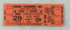 1975 MiLB PCL Spokane Indians at Hawaii Islanders ticket stub