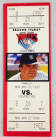 1987 Reading Phillies at Albany-Colonie Yankees