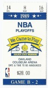 1989 NBA Playoffs Rd 2 Gm 4 Suns at Warriors