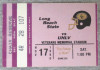 1990 NCAAF UNLV at Long Beach State ticket stub