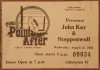 1982 John Kay and Steppenwolf Point After Orlando ticket stub