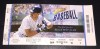 2015 New York Yankees Opening Day Ticket Stub