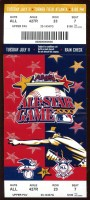2000 All Star Game hosted by the Atlanta Braves