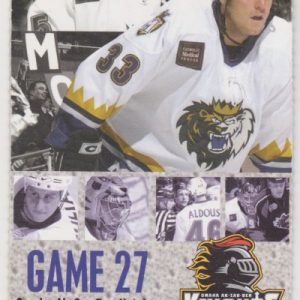2006 Manchester Monarchs ticket stub vs Omaha for sale