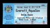 2013 MiLB Northwest League Boise Hawks at Everett Aquasox ticket stub Kris Bryant HR