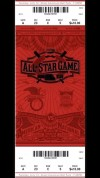 2015 MLB All Star Game ticket stub