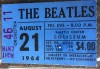 1964 Beatles at Seattle Center Coliseum