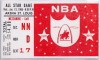 1965 NBA All Star Game St. Louis Arena