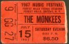 1967 The Monkees and Jimi Hendrix New York