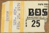 1979 Boston Bakersfield Civic Auditorium