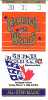 1989 NHL All Star Game Edmonton
