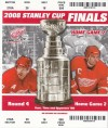 2008 NHL Stanley Cup Final Penguins at Red Wings
