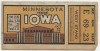 1932 NCAAF Minnesota at Iowa