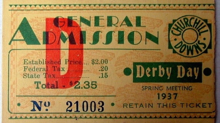 1937 Kentucky Derby - War Admiral
