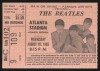 1965 Beatles Atlanta Stadium