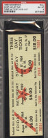 1969 Woodstock full ticket set