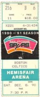 1990 NBA Celtics at Spurs