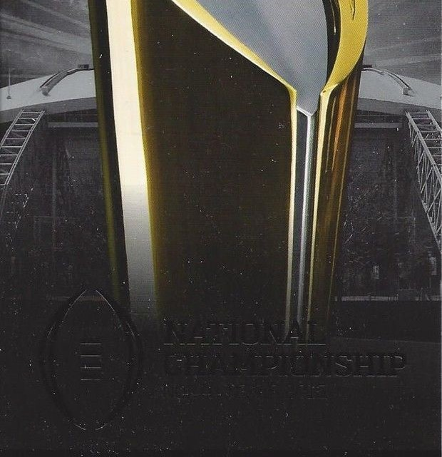 2015 NCAAF National Championship Oregon vs Ohio State