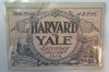 1906 NCAAF Harvard vs Yale ticket stub